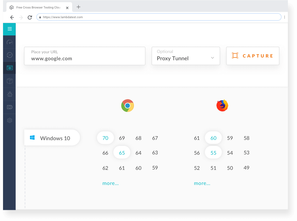 Cross Browser Testing Tools | Test Your Website on Different