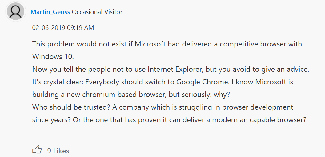 microsoft review