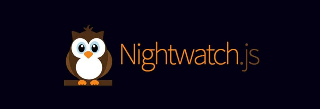 nightwatch - one of the top JavaScript testing frameworks