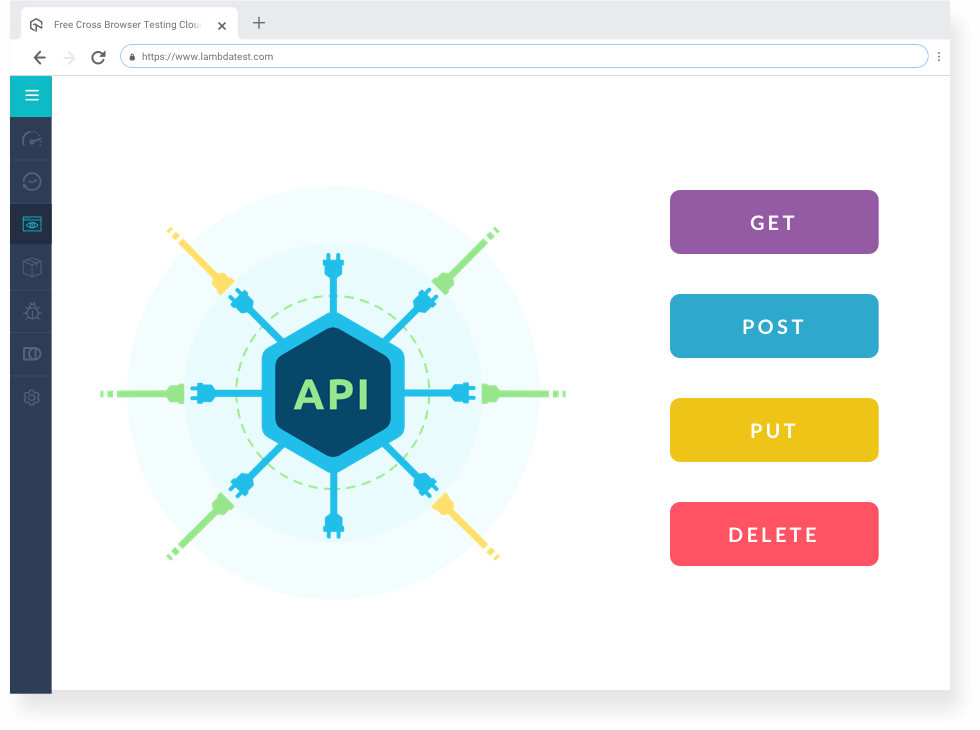 API For Continuous Testing