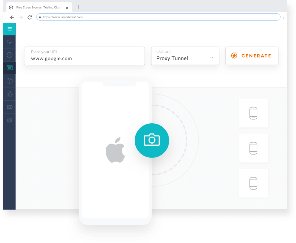 Check Responsiveness On All Screen Sizes