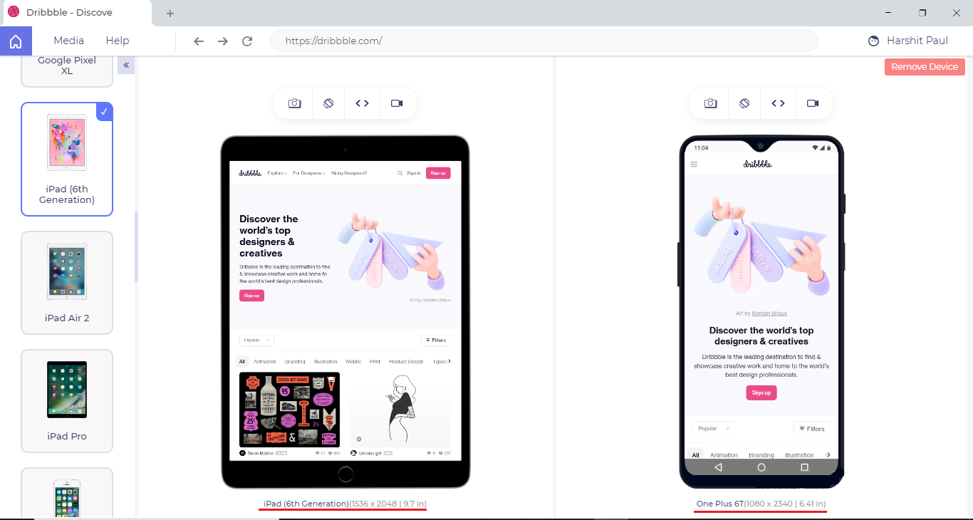 Introducing LT Browser
